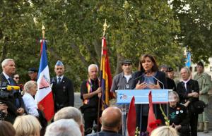 Discours de Madame Anne Hidalgo, Maire de Paris.
