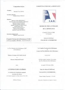 Roman Glières Jury